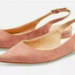 Topshop Shoes - Topshop Slingback Flats